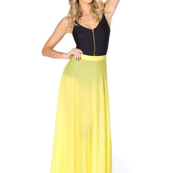 PRINCESS SHEER MAXI SKIRT - LIMITED