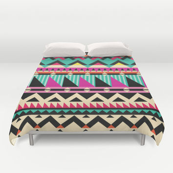 Mix #578 Duvet Cover by Ornaart