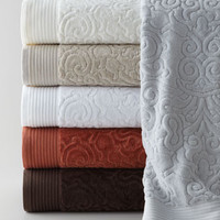 Peacock Alley Park Avenue Towels