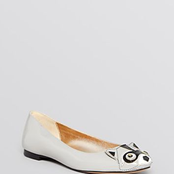 kate spade new york Ballet Flats - Jiro Raccoon