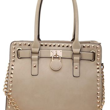 K68031L MyLux® Top Double Handle Satchel handbag