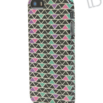 LLD Triangles IPhone 5 Case