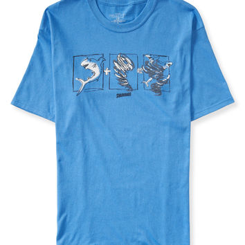 Man-Eater Math Sharknado Graphic T