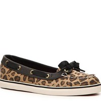Sperry Top-Sider Hailey Leopard Boat Shoe