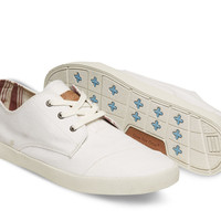 WHITE CANVAS WOMEN'S PASEOS