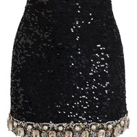 ASHISH | Jewelled Mini Skirt | Browns fashion & designer clothes & clothing