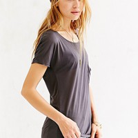 LAmade Drop-Shoulder Tee - Urban Outfitters