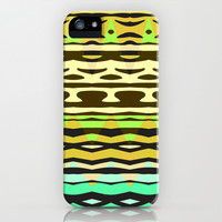Mix #579 iPhone & iPod Case by Ornaart