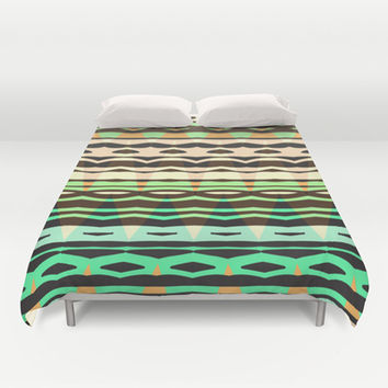 Mix #580 Duvet Cover by Ornaart