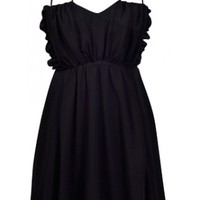 Sweetheart Chiffon Dress