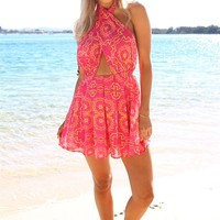 Bombay Twist Dress | SABO SKIRT
