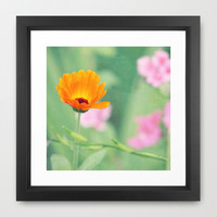 Be Beautiful Framed Art Print by RDelean