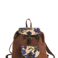 Floral Trek Bag | Mod Retro Vintage Bags | ModCloth.com