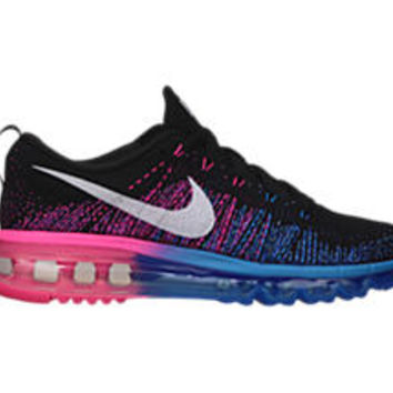 Nike Flyknit Air Max Women's Running Shoes - Game Royal