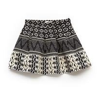 Tribal Print Skirt (Kids)