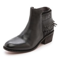 Core Fringe Booties