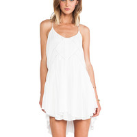 Tranquility Dress in White