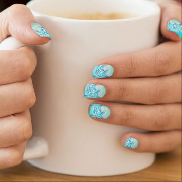 Minx Nails Starfish