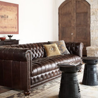 "Old Hickory Tannery ""Royal"" Sofa - Neiman Marcus"