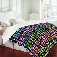 DENY Designs Home Accessories | Lisa Argyropoulos Dot Matrix Duvet Cover