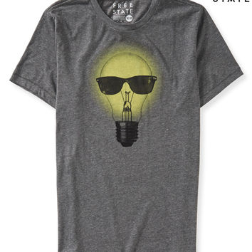 Free State Lightbulb Graphic T