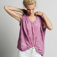 Free People LA Livin Crazy for Lacey Tee