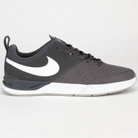 Nike Sb Project Ba Mens Shoes Anthracite/White/Medium Grey  In Sizes