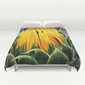 The Awakening Duvet Cover by DuckyB (Brandi)