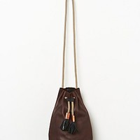 Eleven Thirty Womens Christie Bucket Bag - Chestnut, One Size
