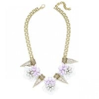 Lilac Letizia Necklace