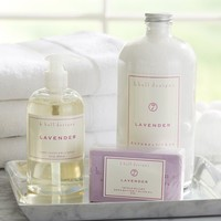 K. HALL DESIGNS SOAPS - LAVENDER