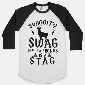 Swiggity Swag My Patronus Is A Stag