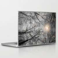 Nature Blazes Before Your Eyes 2 (Ash Embers) Laptop & iPad Skin by soaring anchor designs ⚓ | Society6