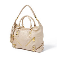 Glendale Studded Satchel Bag