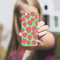 Strawberry Sweet iPhone 5s case by Lisa Argyropoulos | Casetify