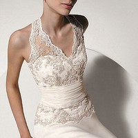 Buy discount Exquisite Elegant Divine Wedding Dress In Great Handwork at dressilyme.com