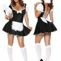 intimate Lingerie Sexy Maid Miss Cute Servant Costume - Prices & Buy at ShopSimple.com