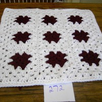 CROCHET BLANKET for Prem Baby or Doll   ID 741 ... - Folksy