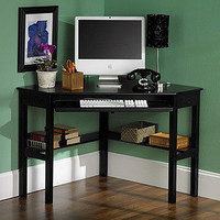 Black Corner Desk | World Market