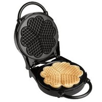 Danish Heart Waffler - Scandinavian Heritage Cookware &amp; Tools
