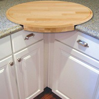 round corner cutting board