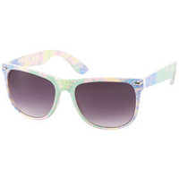 Pastel Tie Dye Sunglasses - Accessories - Topshop