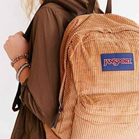 Jansport High Steaks Corduroy Backpack - Urban Outfitters