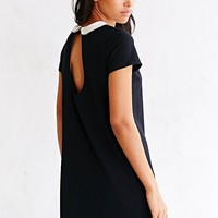 Cooperative Mary Mack Ponte Knit Dress - Urban Outfitters
