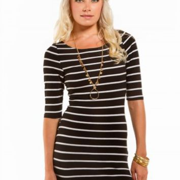 STRIPED TUNIC BASIC