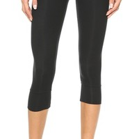 Cropped Micromodal Yoga Pants