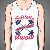 Patriotic And Swole