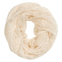 H&M - Pattern-knit Tube Scarf -