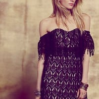 Free People Iowa Lace Dress