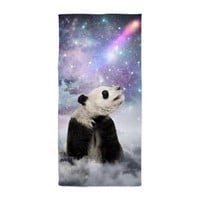 My Thoughts Are Stars (panda Stargazer)beach Towel> Beach / Pool / Bath Towels> soaring anchor designs
